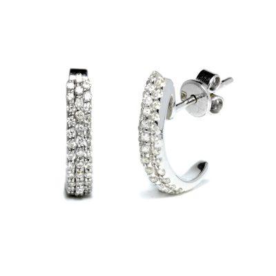 biele-nausnice-z-diamantom-zlato