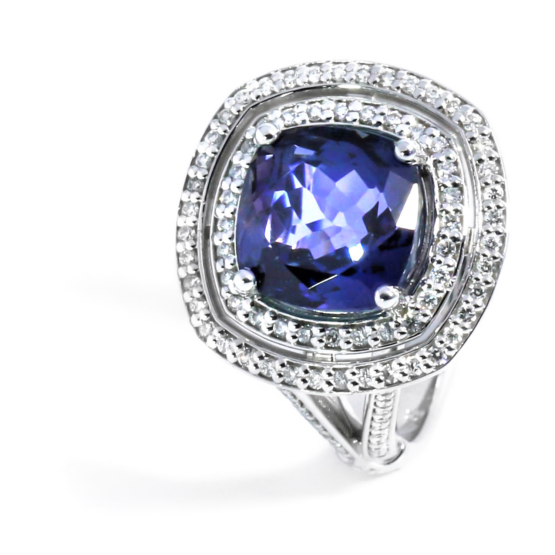 Vynímočný diamantový prsteň s Citrínom - Radovan Blaško - Zlatníctvo ... c94dd08289b