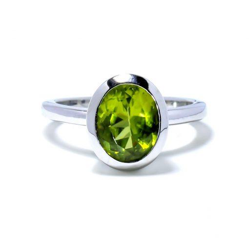 Jedinečný prsteň s Australským Opalom