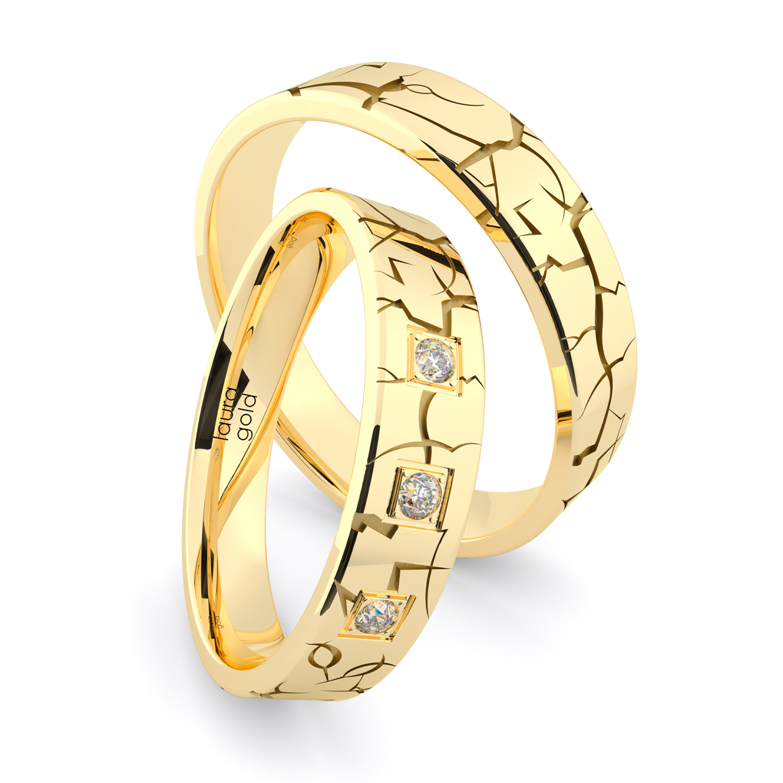 svadobne-obrucky-vzor-zlte-zlato