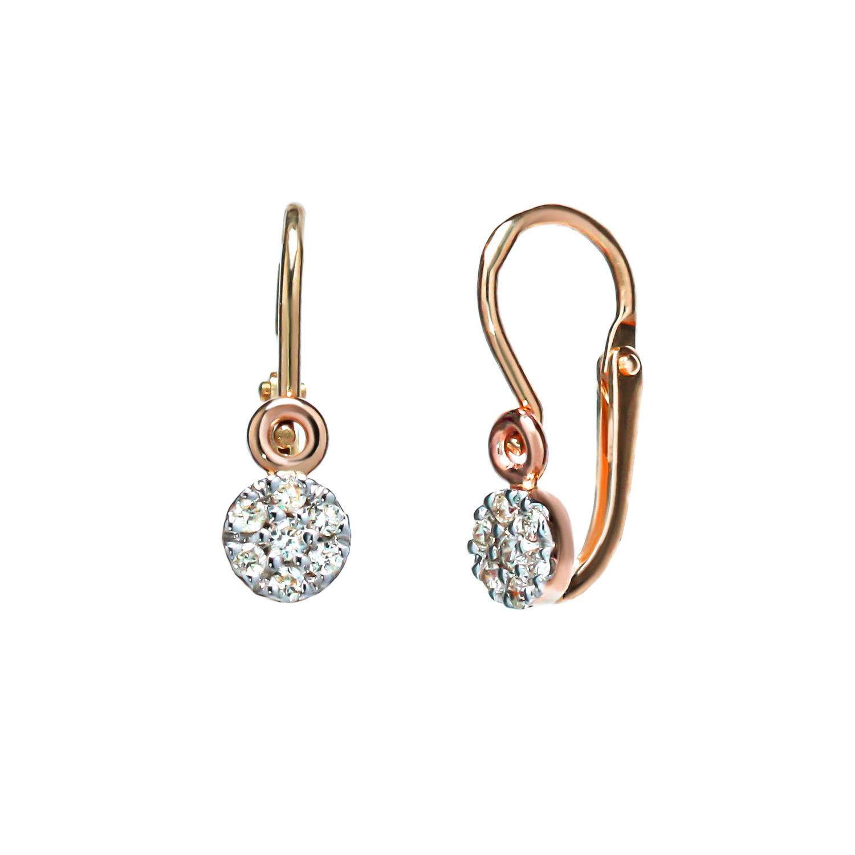nausnice-ruzove-zlato-detske-diamant