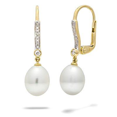 Diamantove-nausnice-zlte-zlato-perla