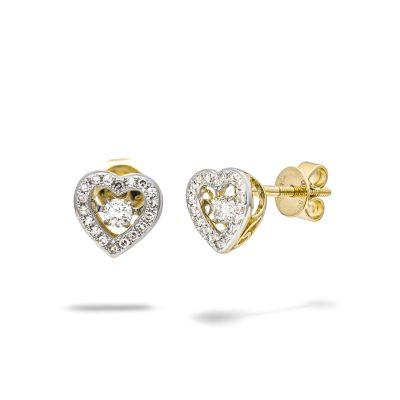 diamantove-nausnice-zlte-zlato-srdiecka