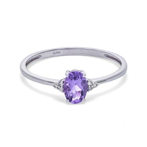 Prsten-biele-zlato-ametyst-diamantPrsten-biele-zlato-ametyst-diamant