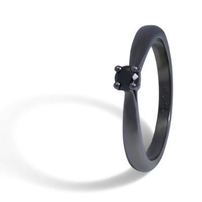 prsten-cierne-zlato-cierny-diamant