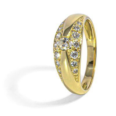 prste-diamant-zlte-zlato