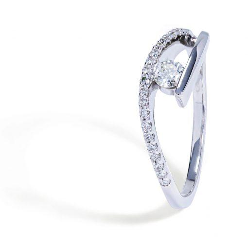 Diamantový-prsteň-0,30ct