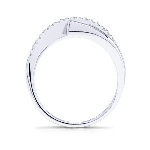 Diamantový prsteň 0,30ct